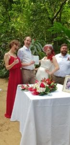 Koro Sun wedding
