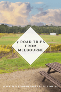 Top 7 day trips from Melbourne