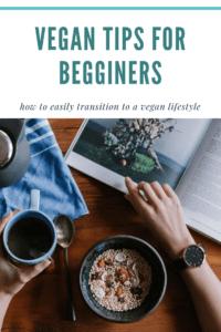 Vegan tips for begginers