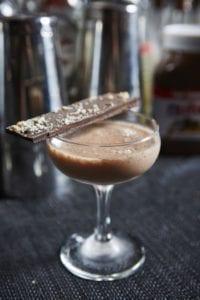 Nutella cocktail Melbourne