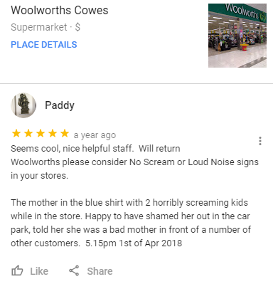 woolworths Cowes