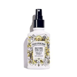 Poo-Pourri Before-You-Go Toilet Spray 4-Ounce-Luxuries to treat yourself to