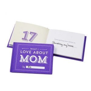 personalised mothers day book gift uncommon goods