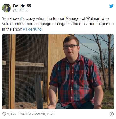 Joshua Dial walmart campaign manager