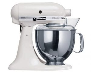 KitchenAid Bench Mixer catch