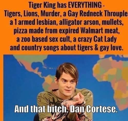 TIGER KING REDNECK