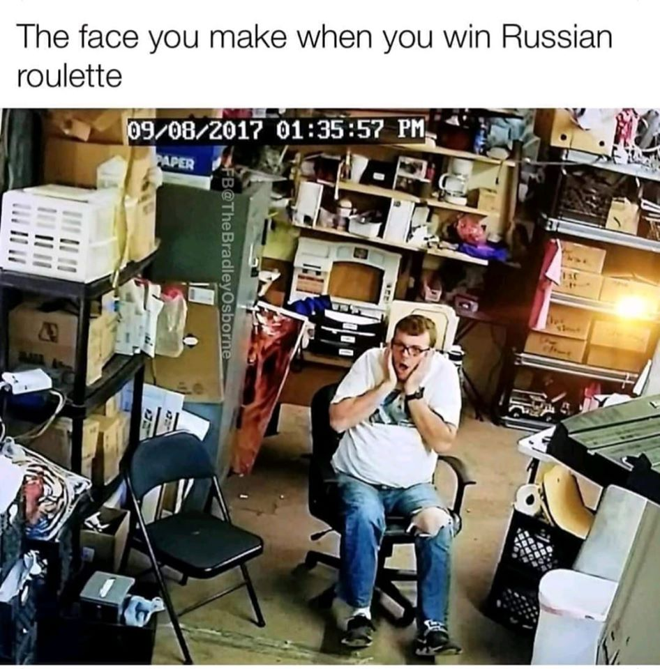 Tiger King Russian Roulette