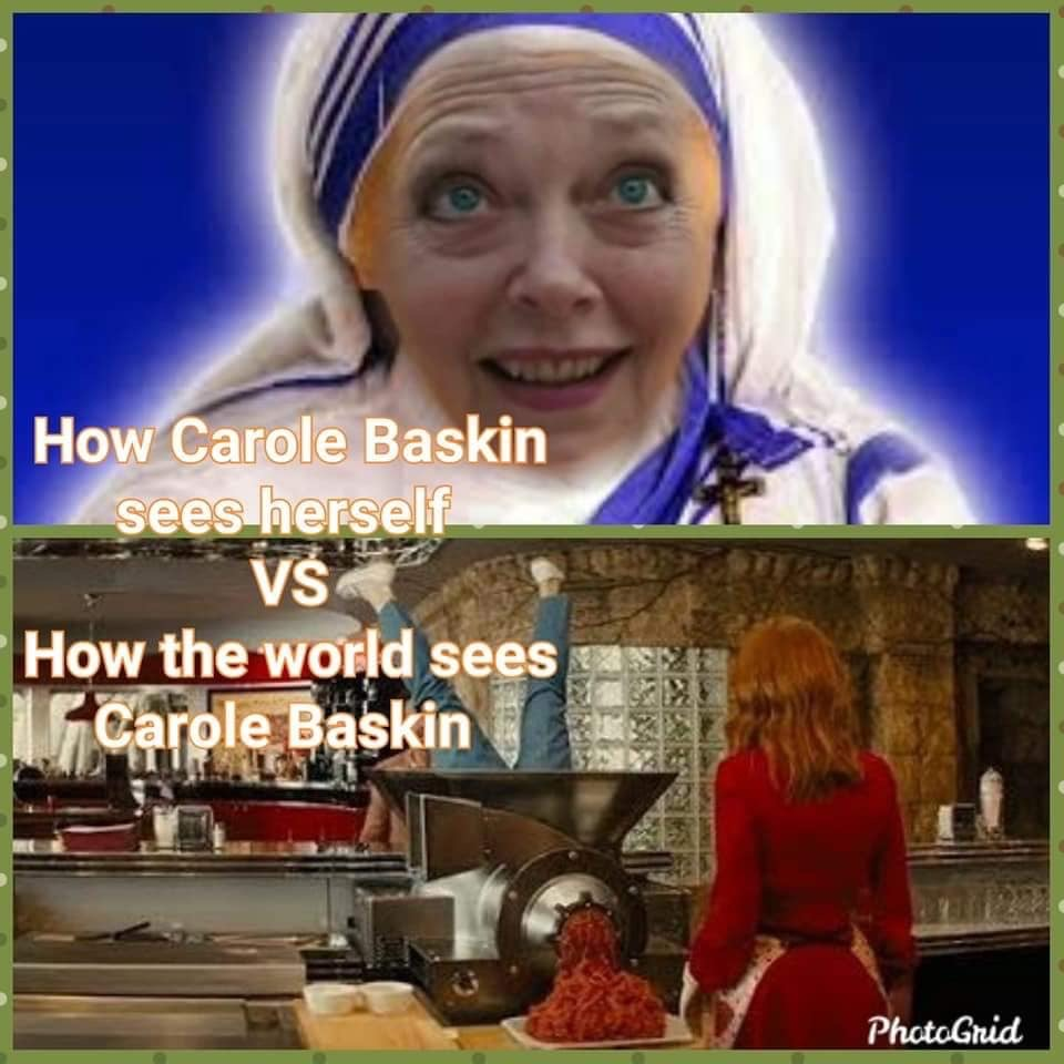 carole baskin mother teresa