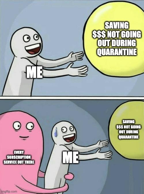coronavirus saving money meme reddit cthulhu_billy