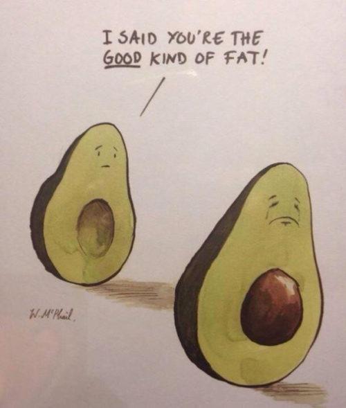pregnany avocado meme