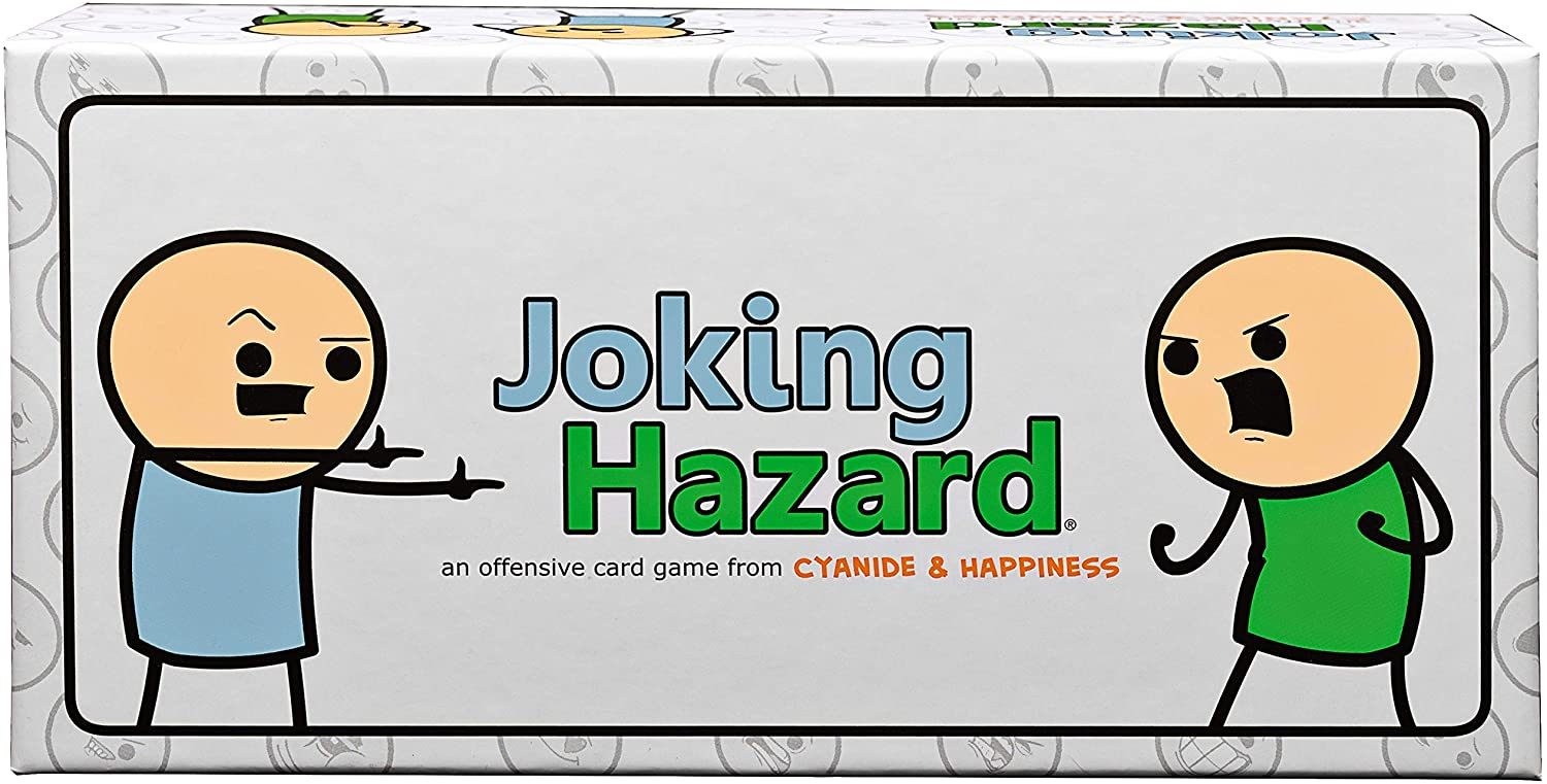 joking hazard board game