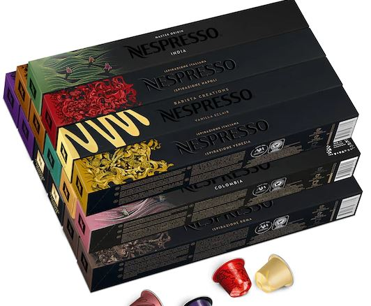 nespresso pods-gift ideas for young women