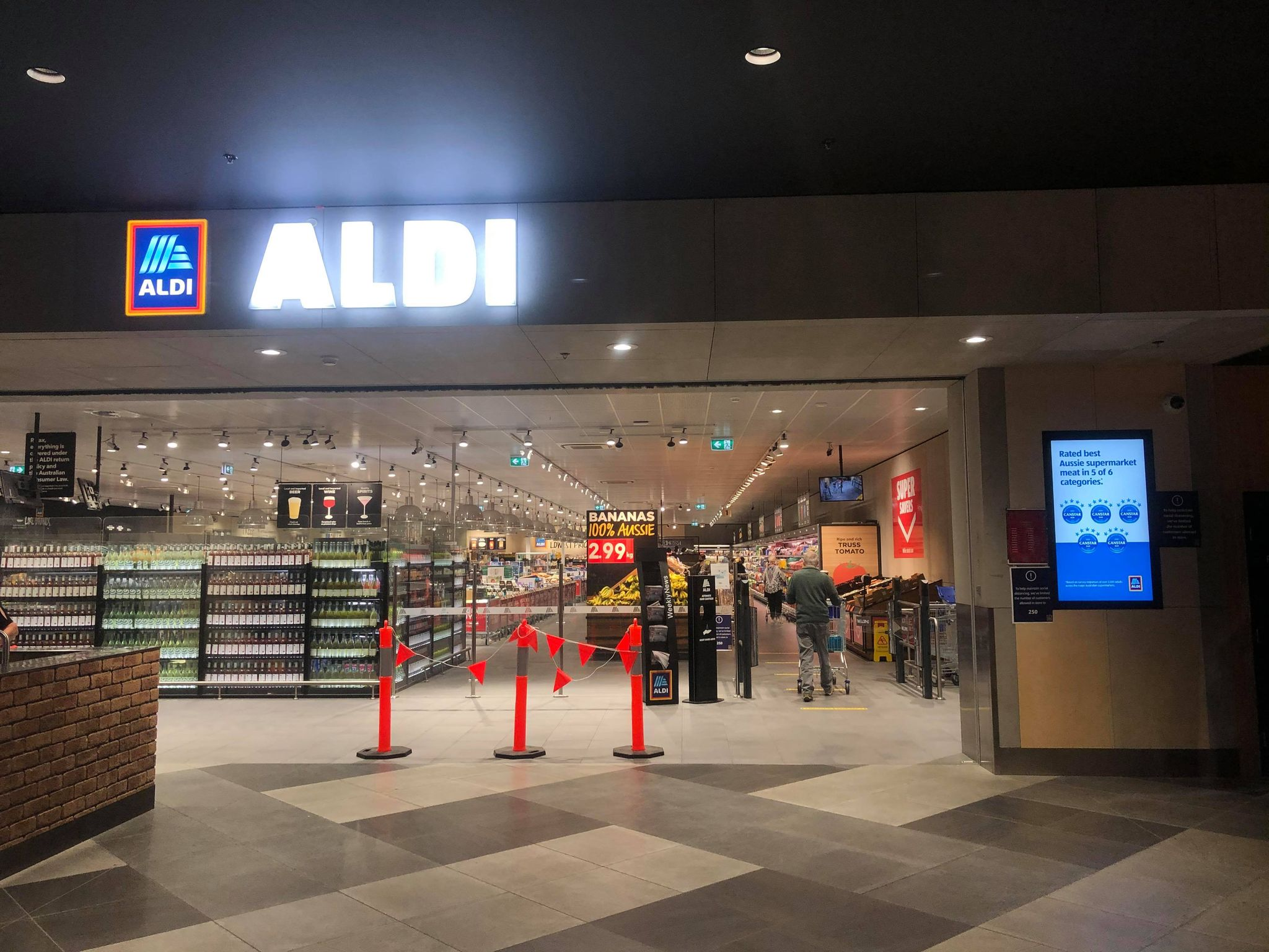 pacific werribee december 2020 aldi