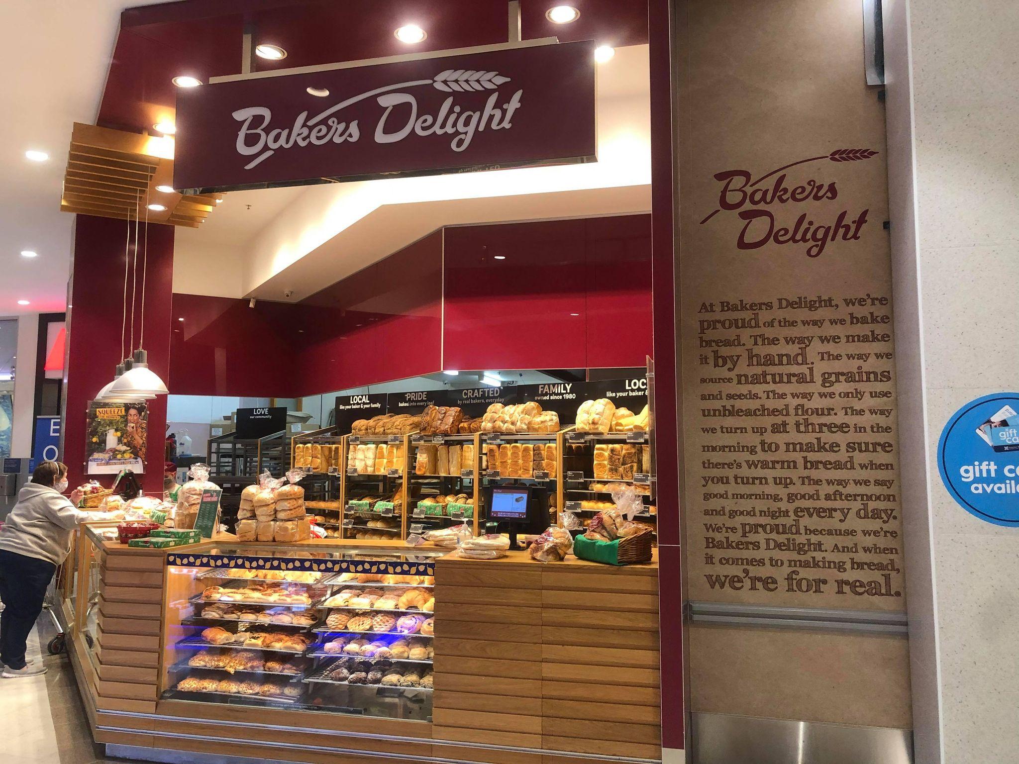 pacific werribee december 2020 bakers delight