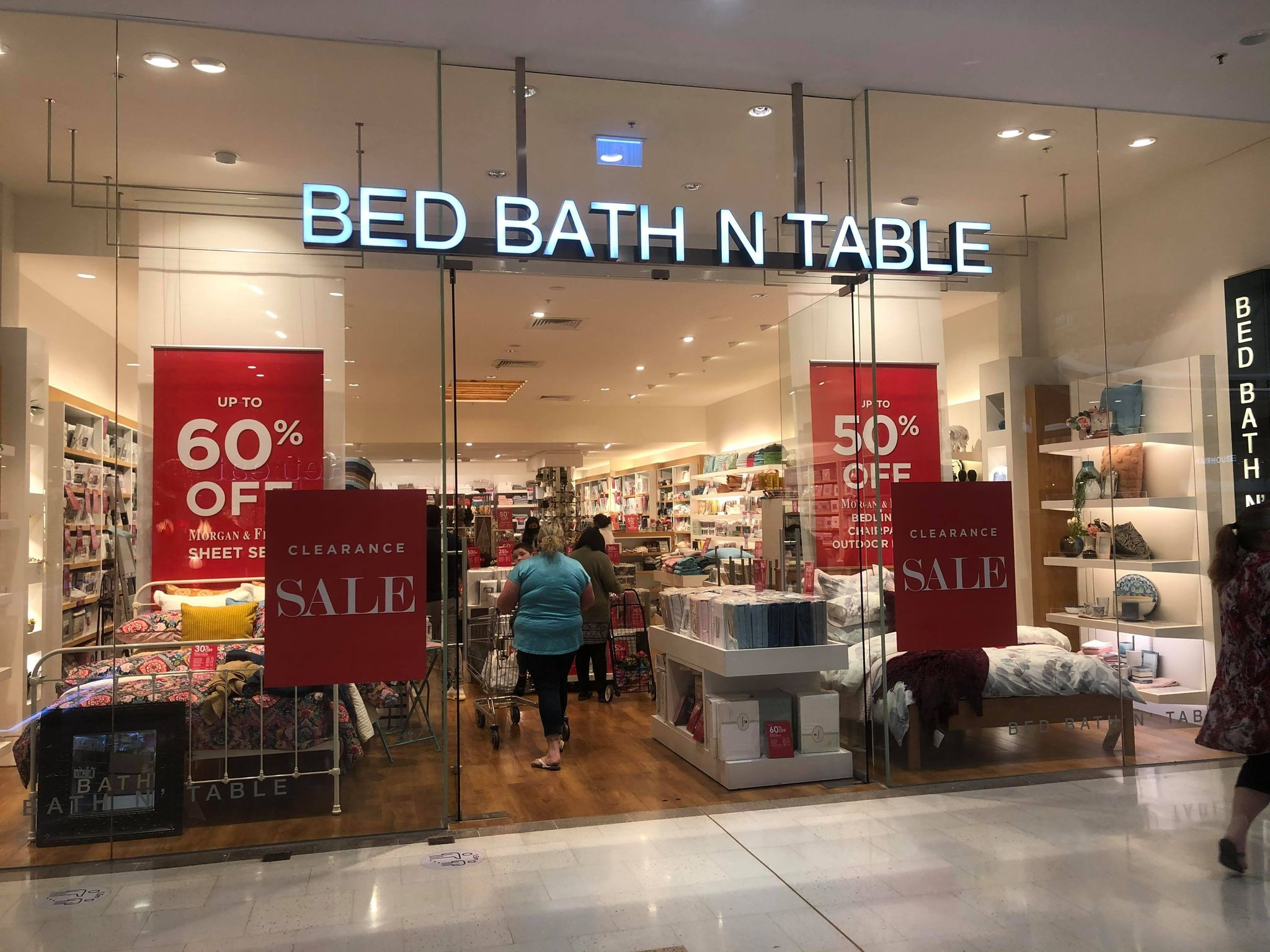 pacific werribee december 2020 bed bath n table