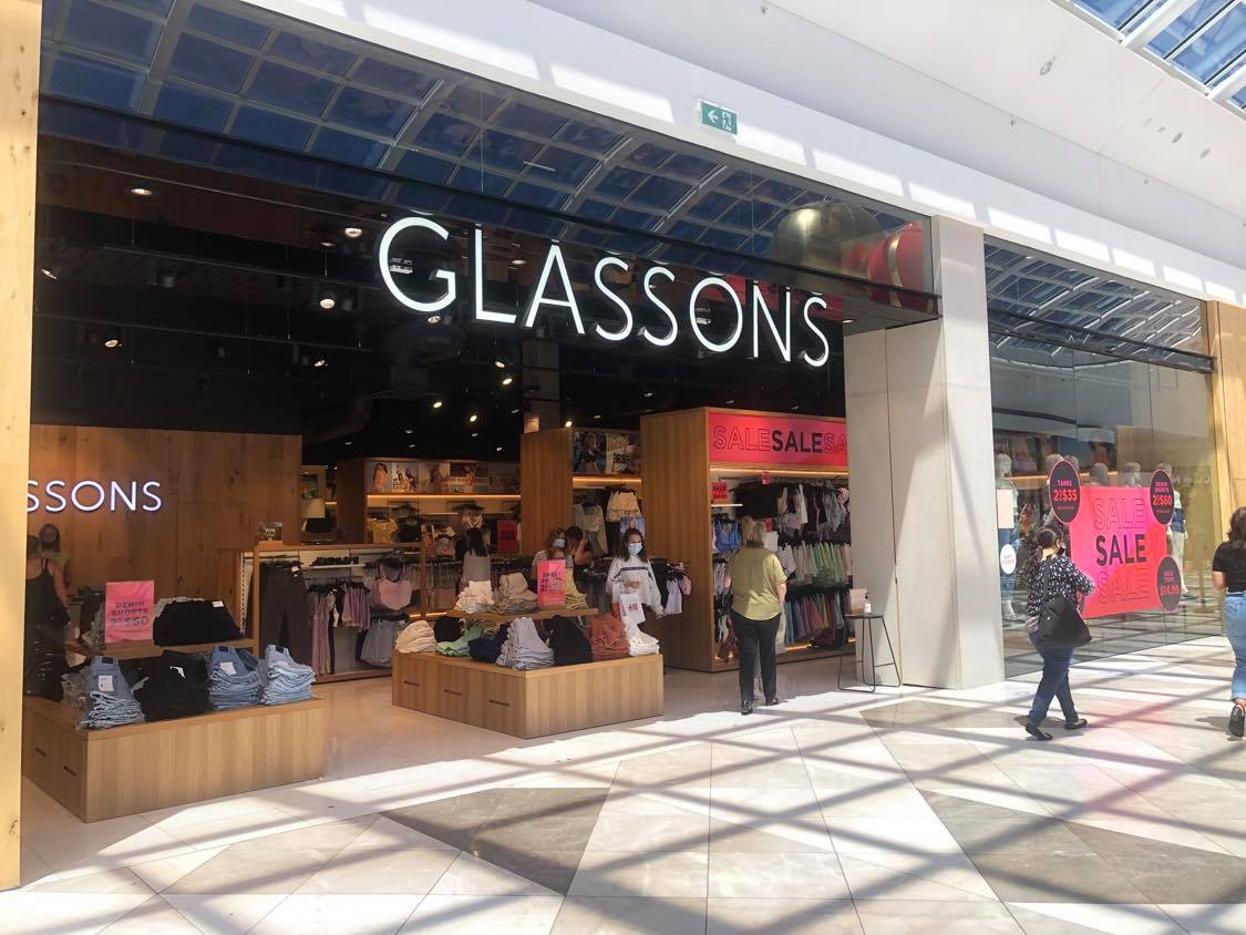 pacific werribee december 2020 glassons