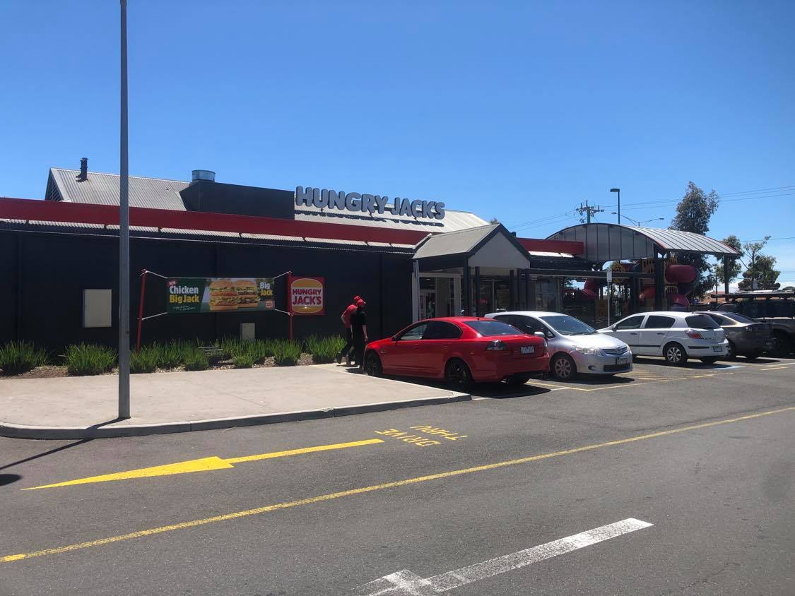 pacific werribee december 2020 hungry jacks