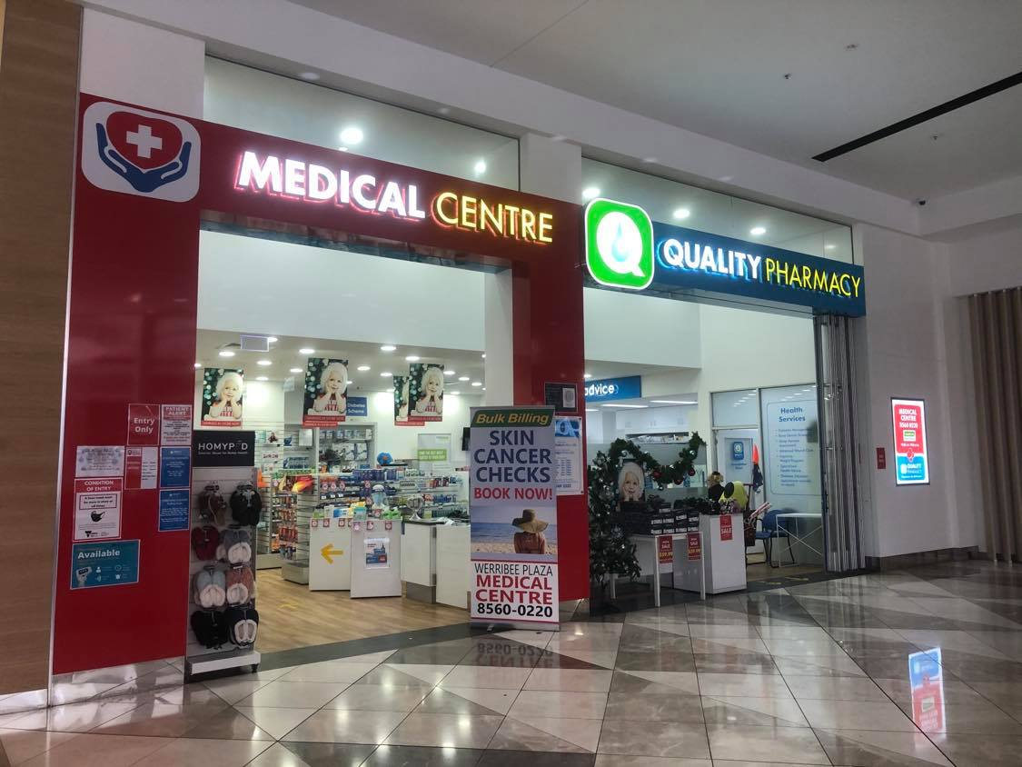 pacific werribee december 2020 medical centre quality pharmacy