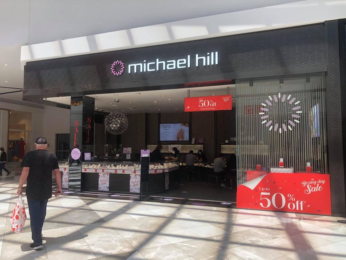 pacific werribee december 2020 michael hill jewellers