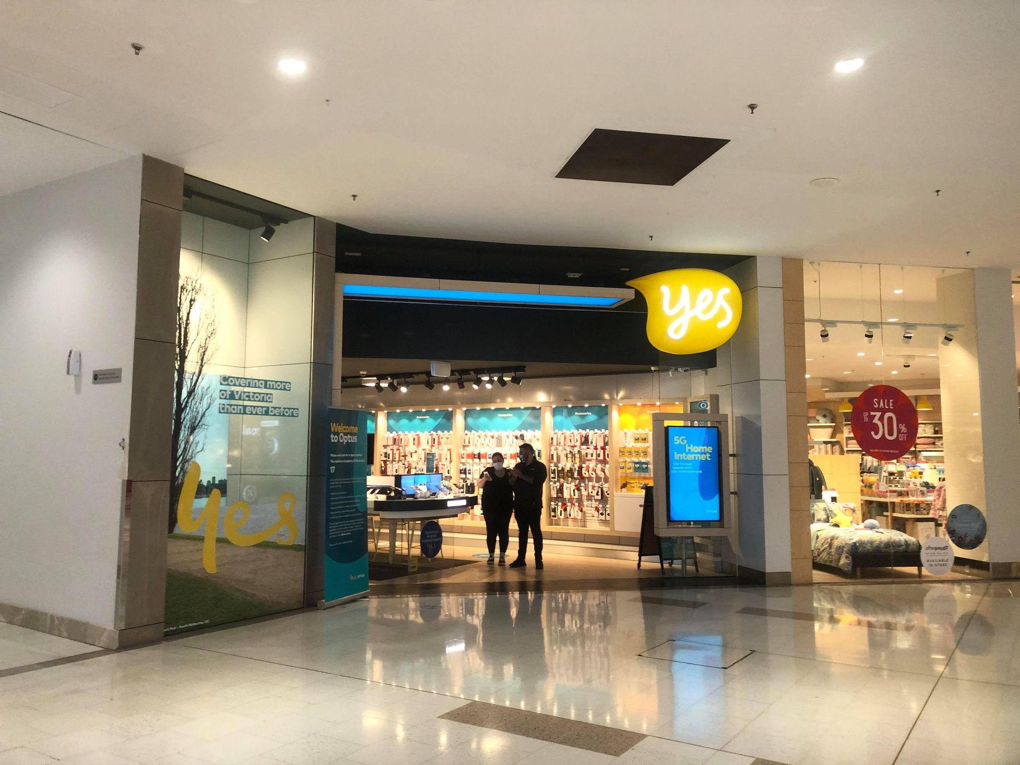 pacific werribee december 2020 optus yes
