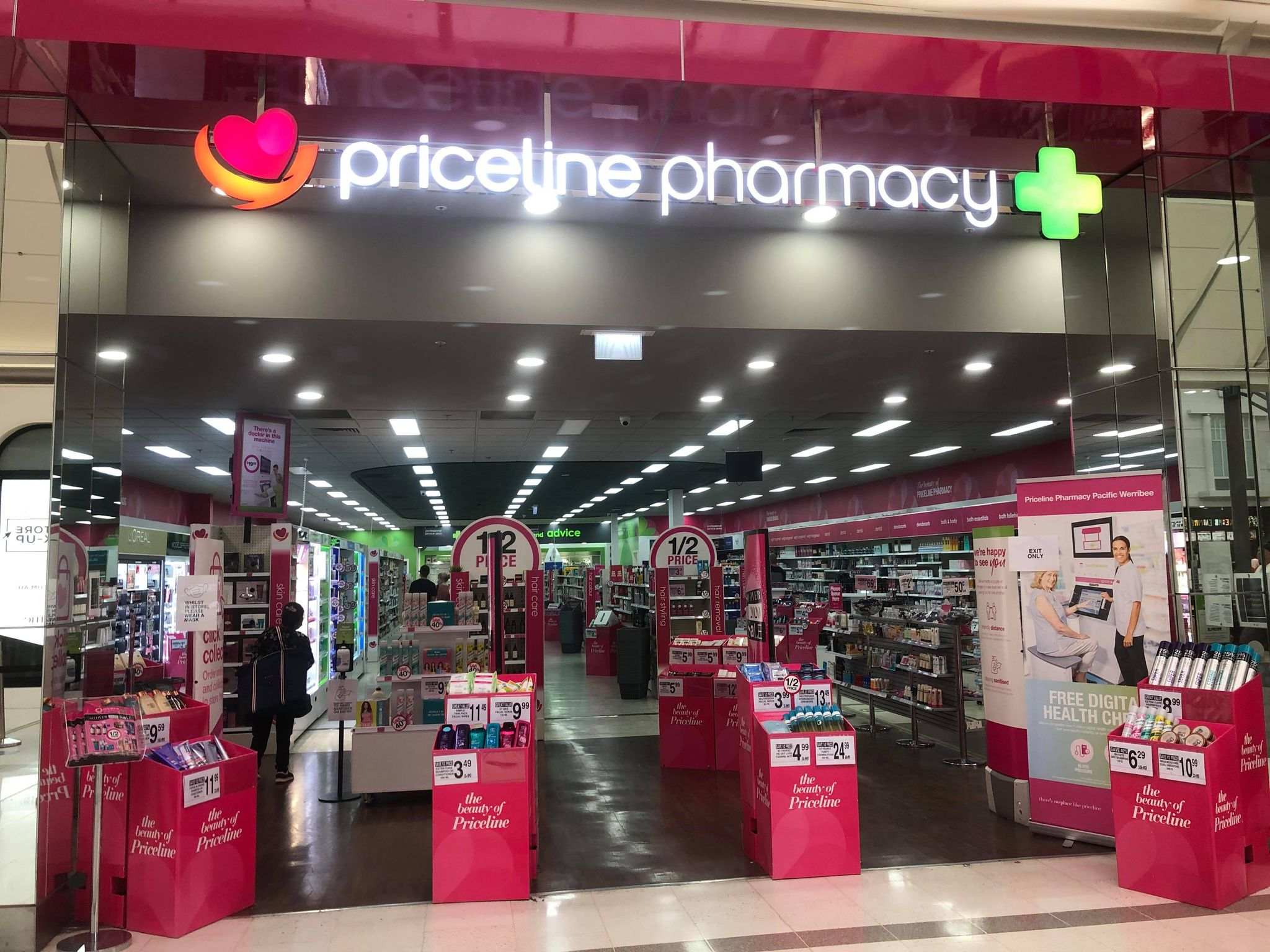 pacific werribee december 2020 priceline pharmacy