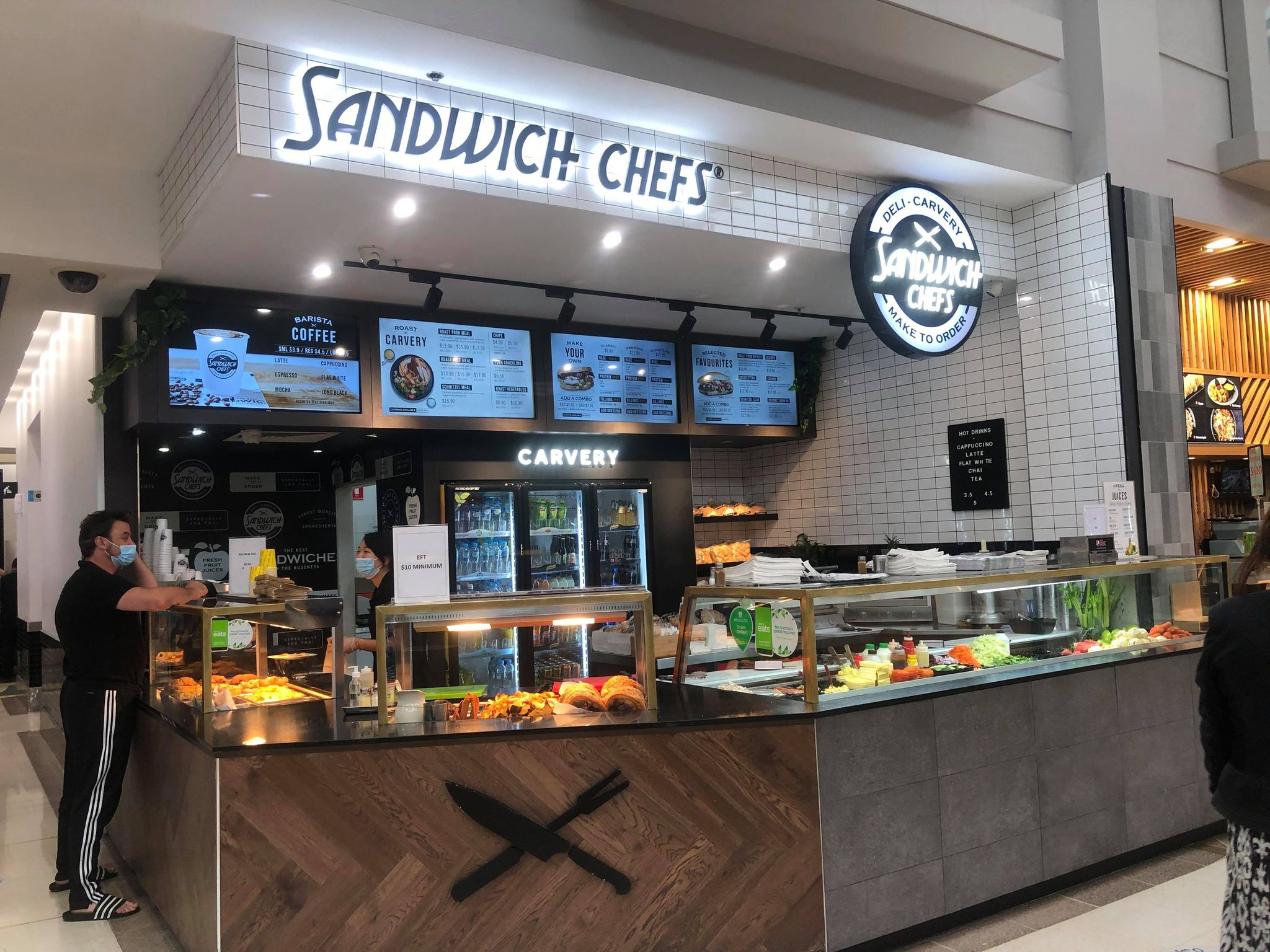 pacific werribee december 2020 sandwich chefs
