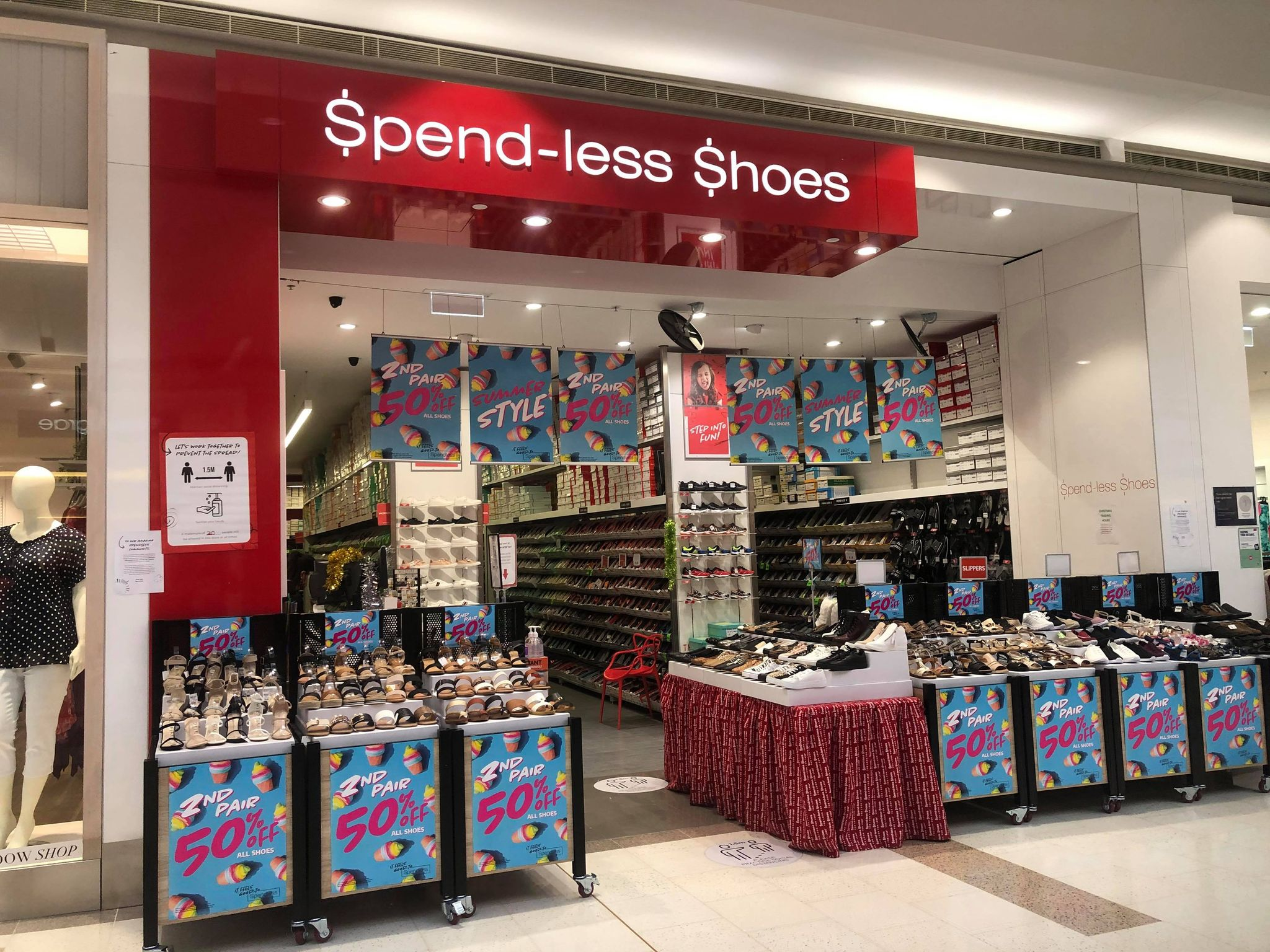 pacific werribee december 2020 spendless shoes