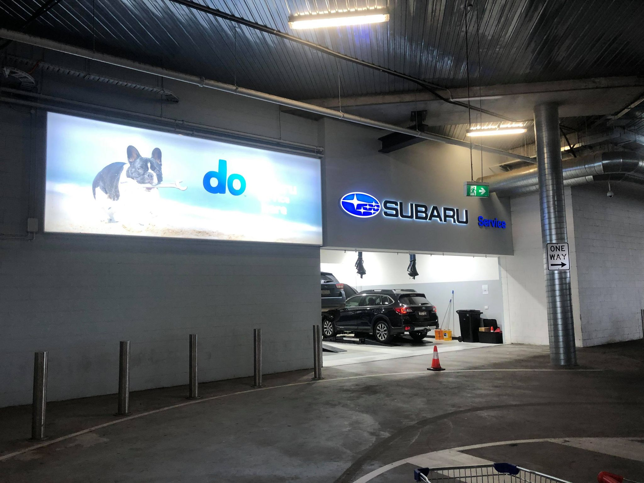 pacific werribee december 2020 subaru service centre