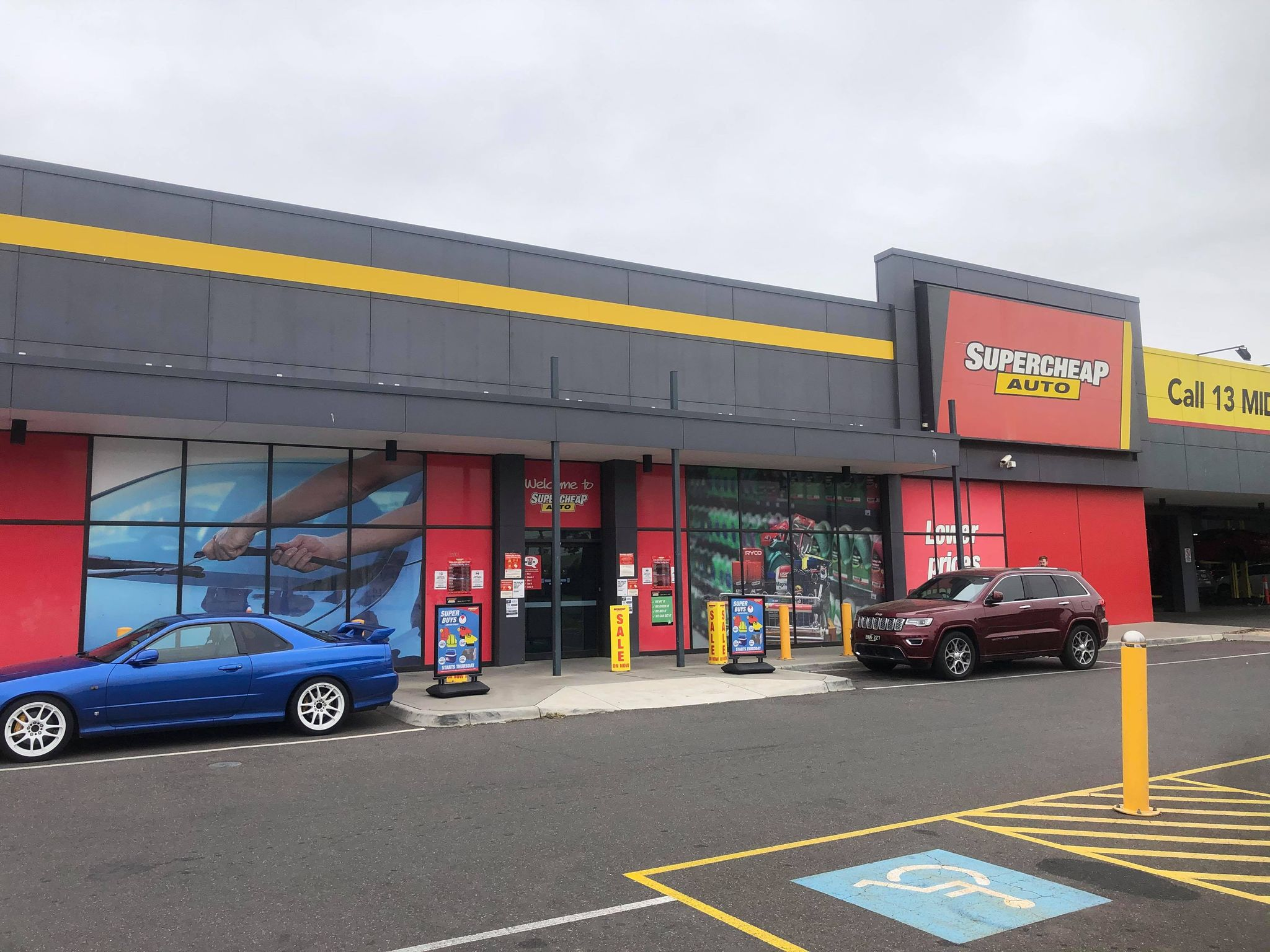 pacific werribee december 2020 supercheap auto