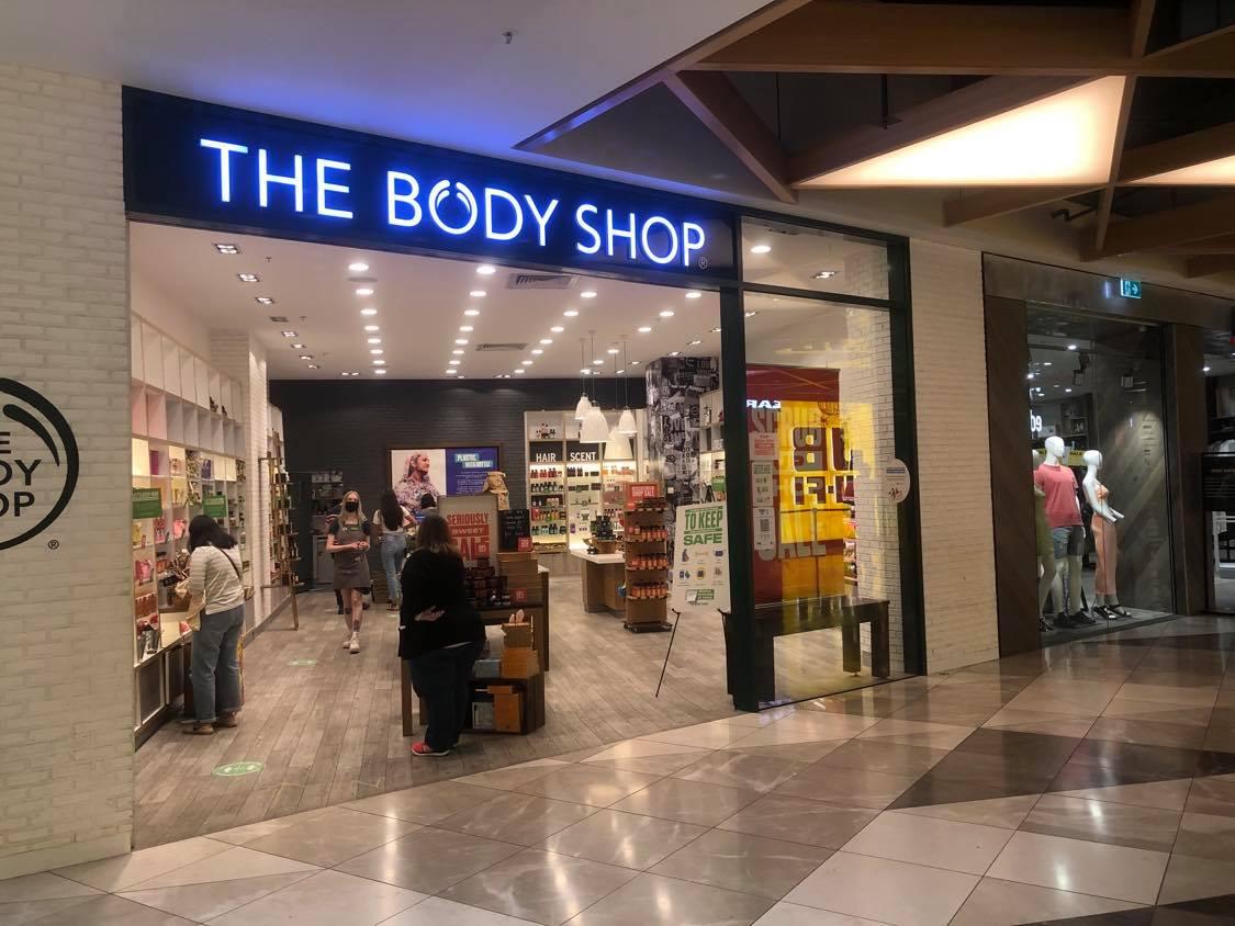 pacific werribee december 2020 the bodys shop
