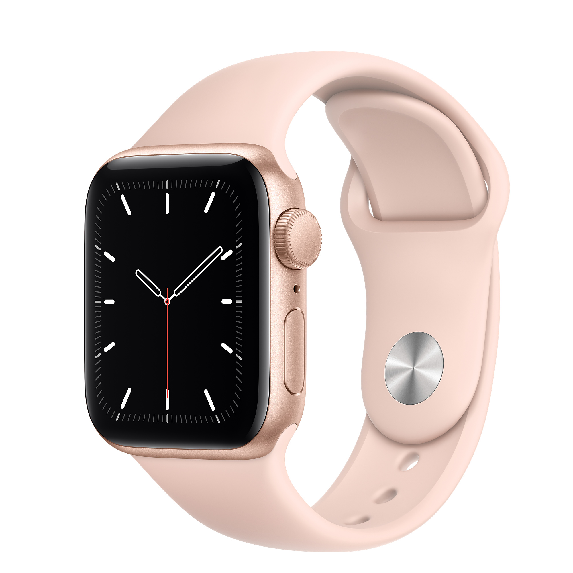 pink apple watch rose gold