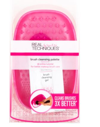 real techniques makeup brush cleaner
