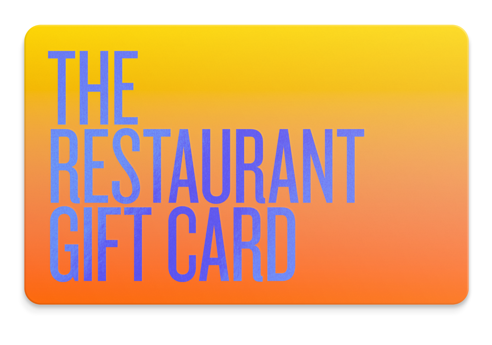 restaurant giftcard gift card-gift ideas for young women