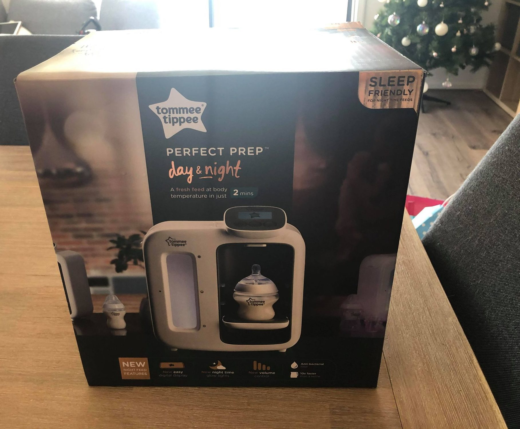 tommee Tippee perfect prep machine-baby shower gift