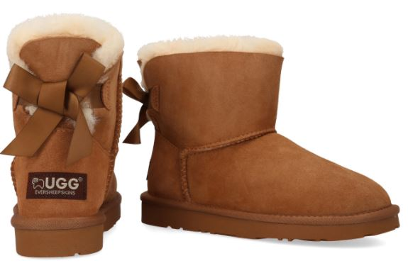 ugg boots with bow