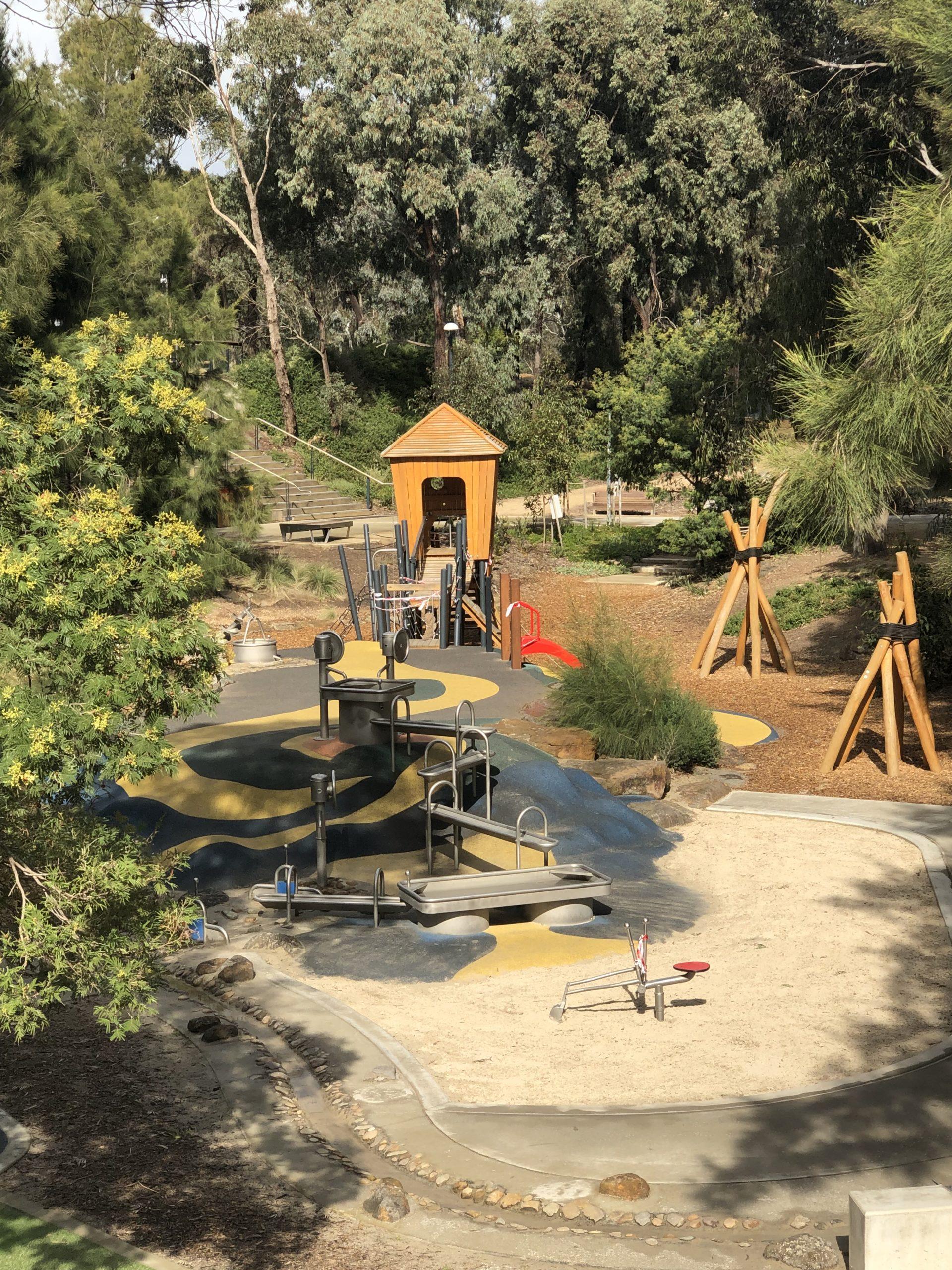 nature park playground wyndham park werribee