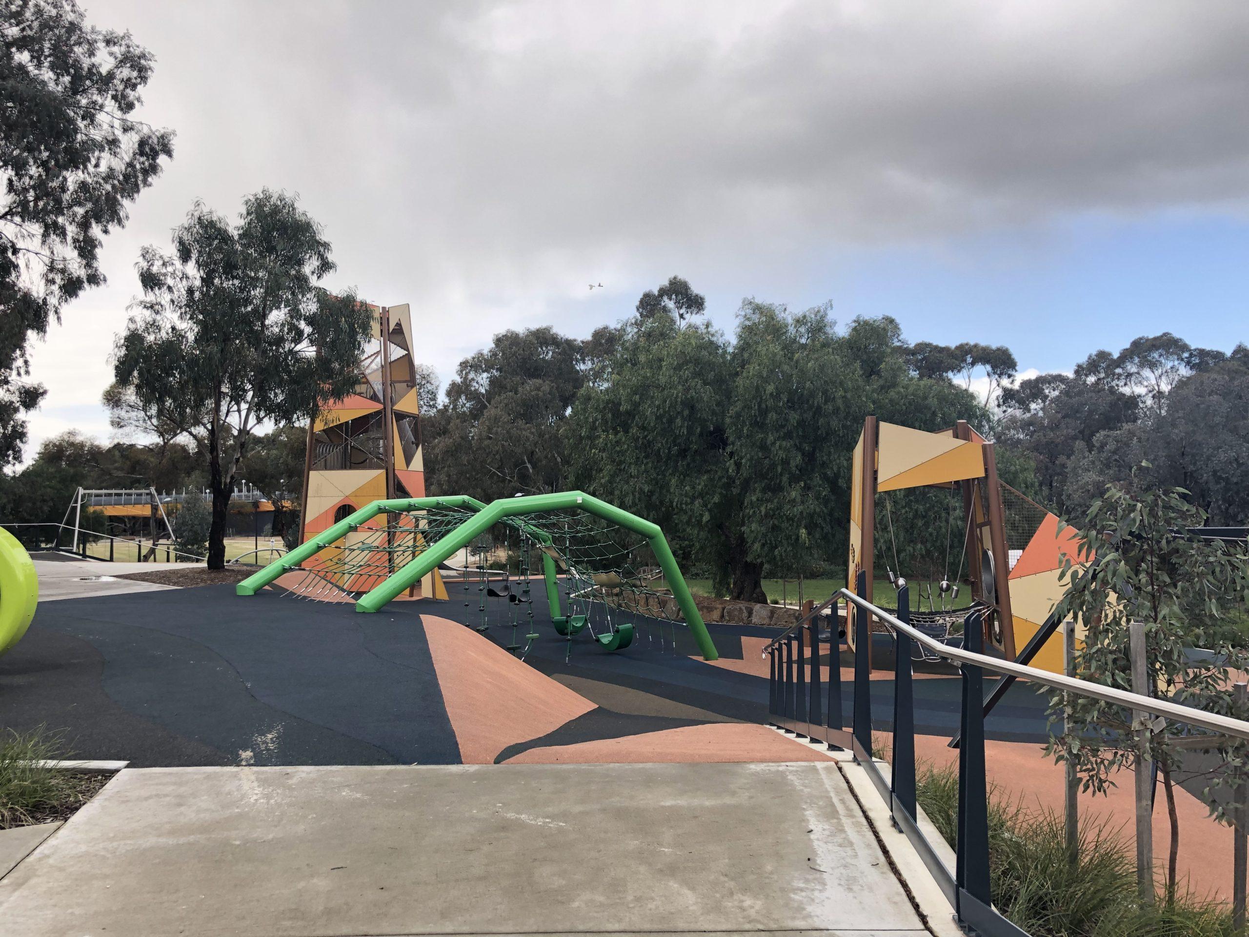 wyndham park werribee playground