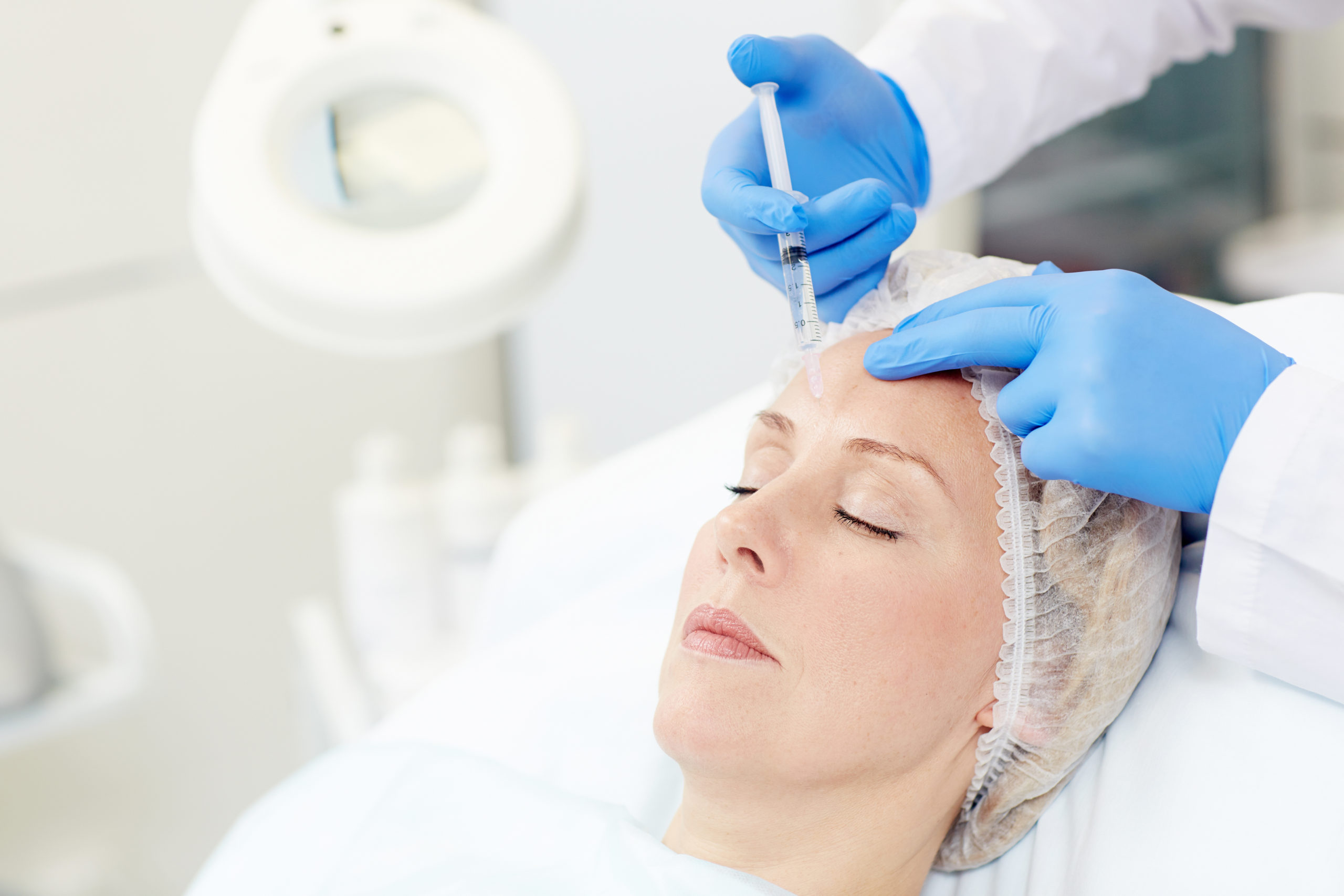 signs you need anti-wrinkle injections or botox