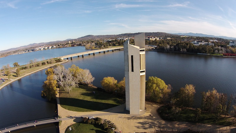 National Carillon things to do in canberra
