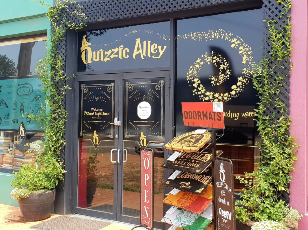THINGS TO DO IN CANBERRA WITH KIDS quizzic alley