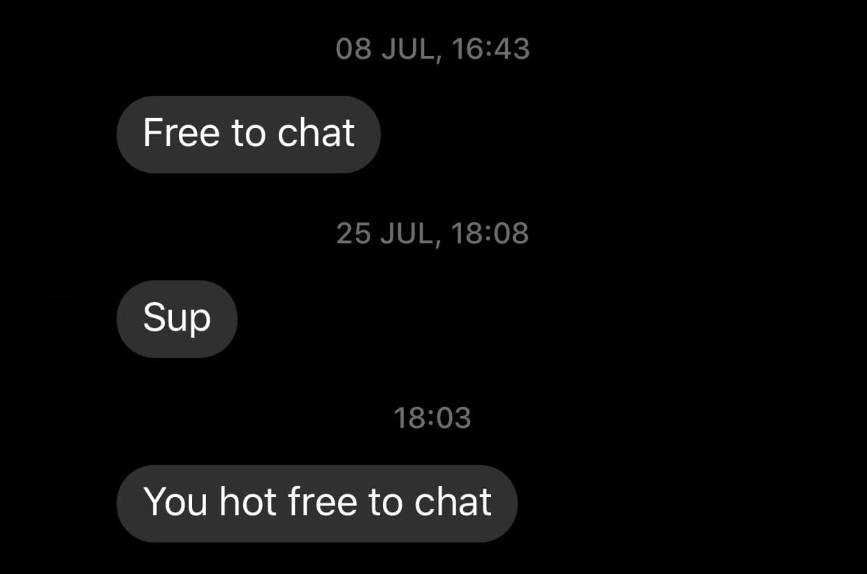 You hot free to chat
