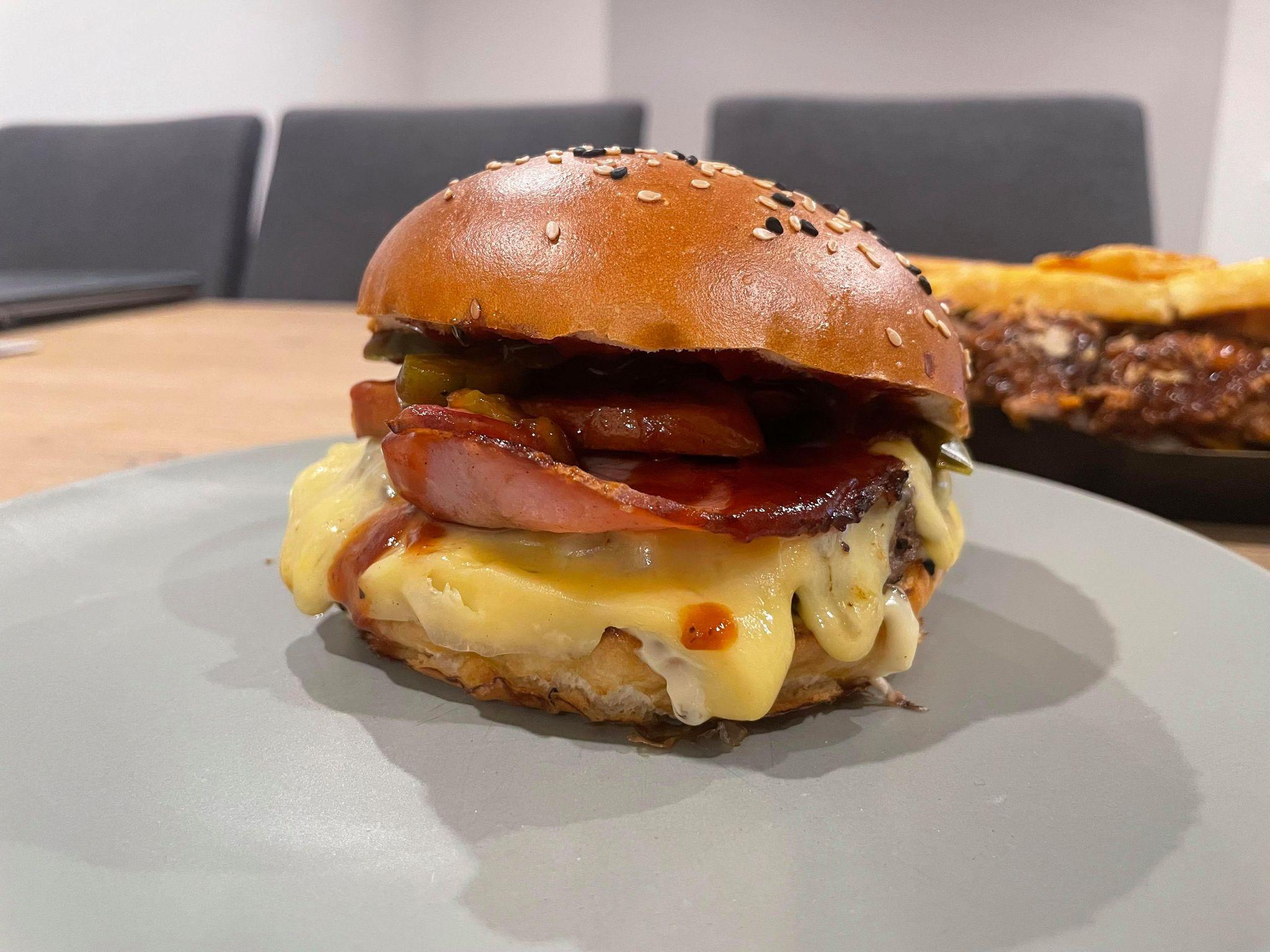 burger road best food delivery in melbourne sherrifs burger