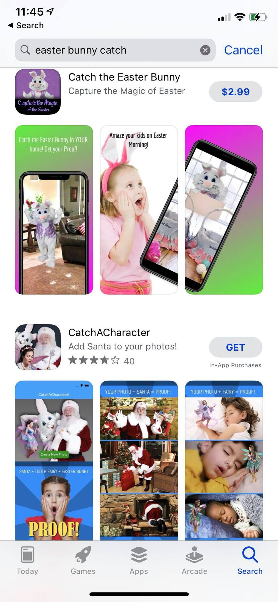 easter bunny ios apps