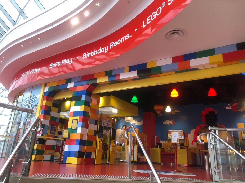 legoland discovery centre lego shop chadstone melbourne australia