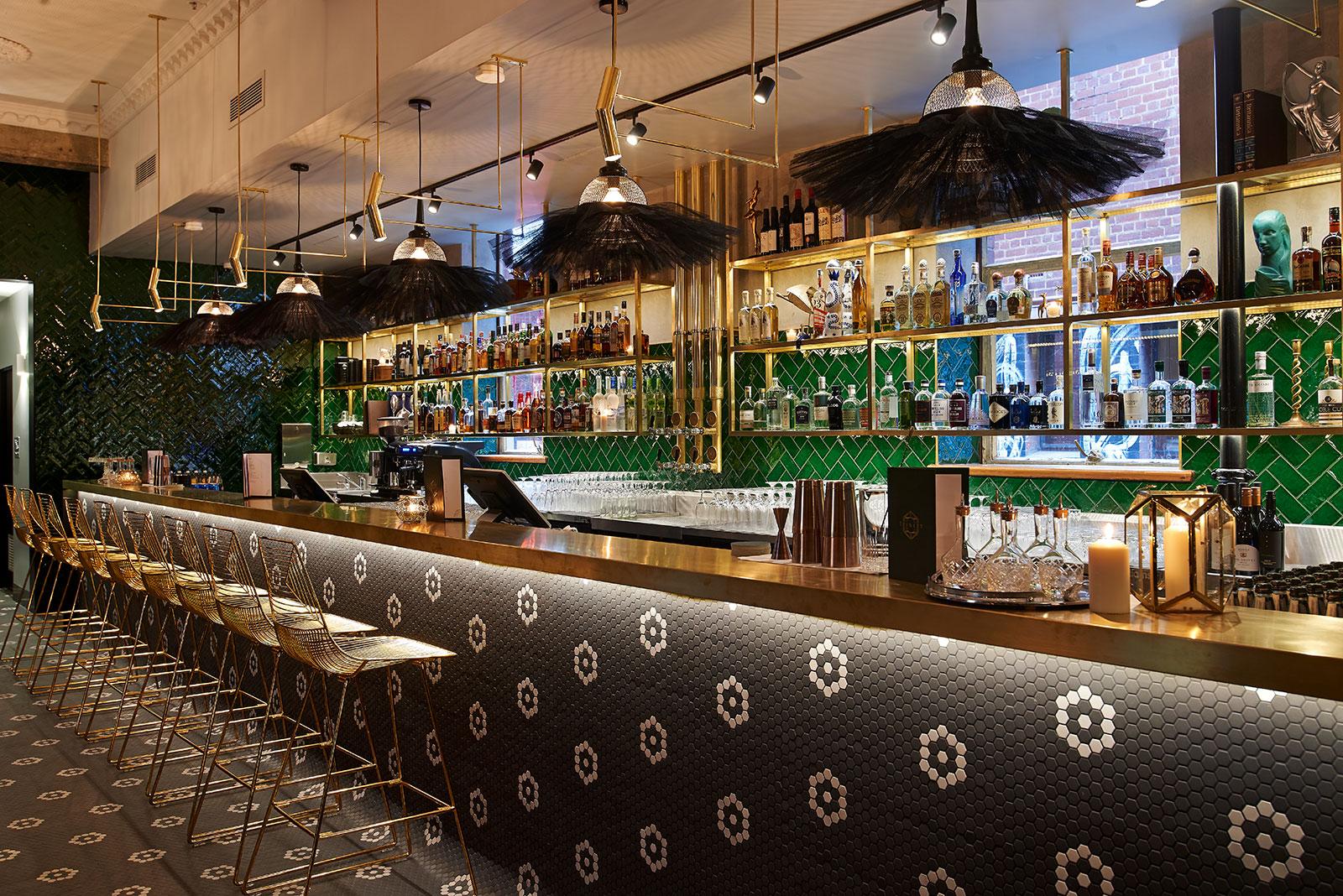 melbourne hidden cocktail bar trinket