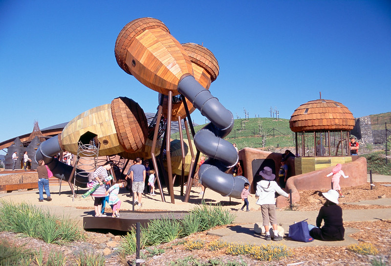 pod playground canberra park things to do in canberra with kids