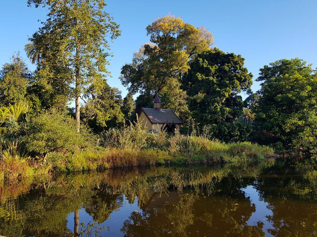 royal botanic gardens melbourne cottage