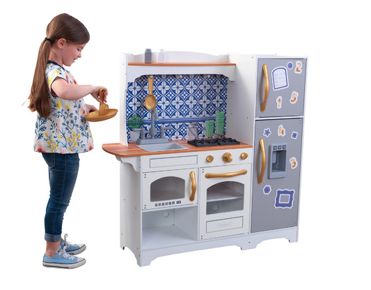 toy kitchen realistic
