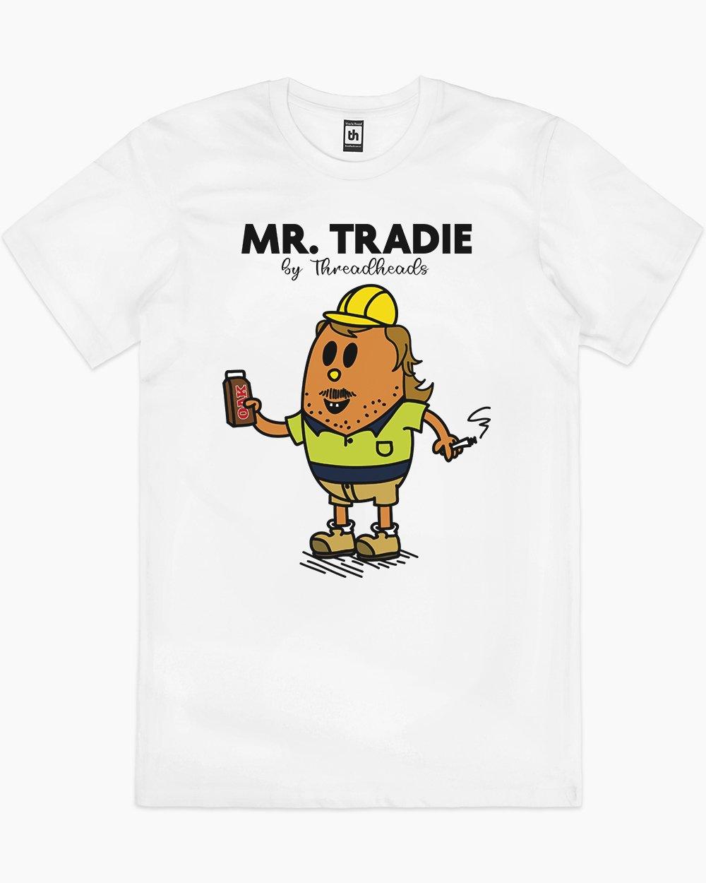 white-mr-tradie-mens-tshirt_FUNNY AUSTRALIAN SHIRT